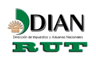 Logo Direcci{on Impuestos DIAN