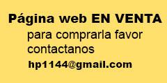 Pagina web para Contador Publico